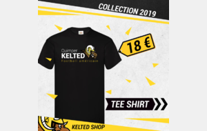 Tee shirt Kelted Quimper - Football Américain